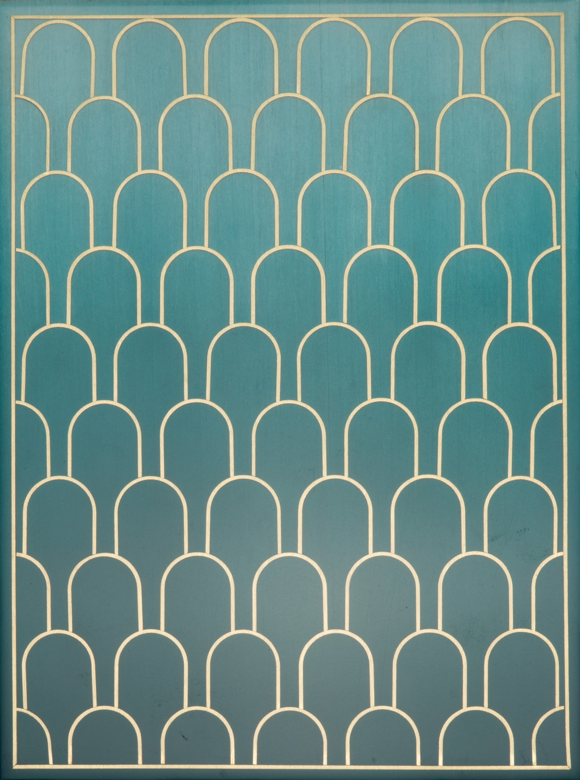 Nizwa Gradient Teal