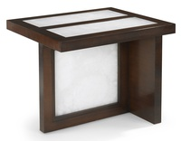 Juan Carlos End Table by EJ Victor
