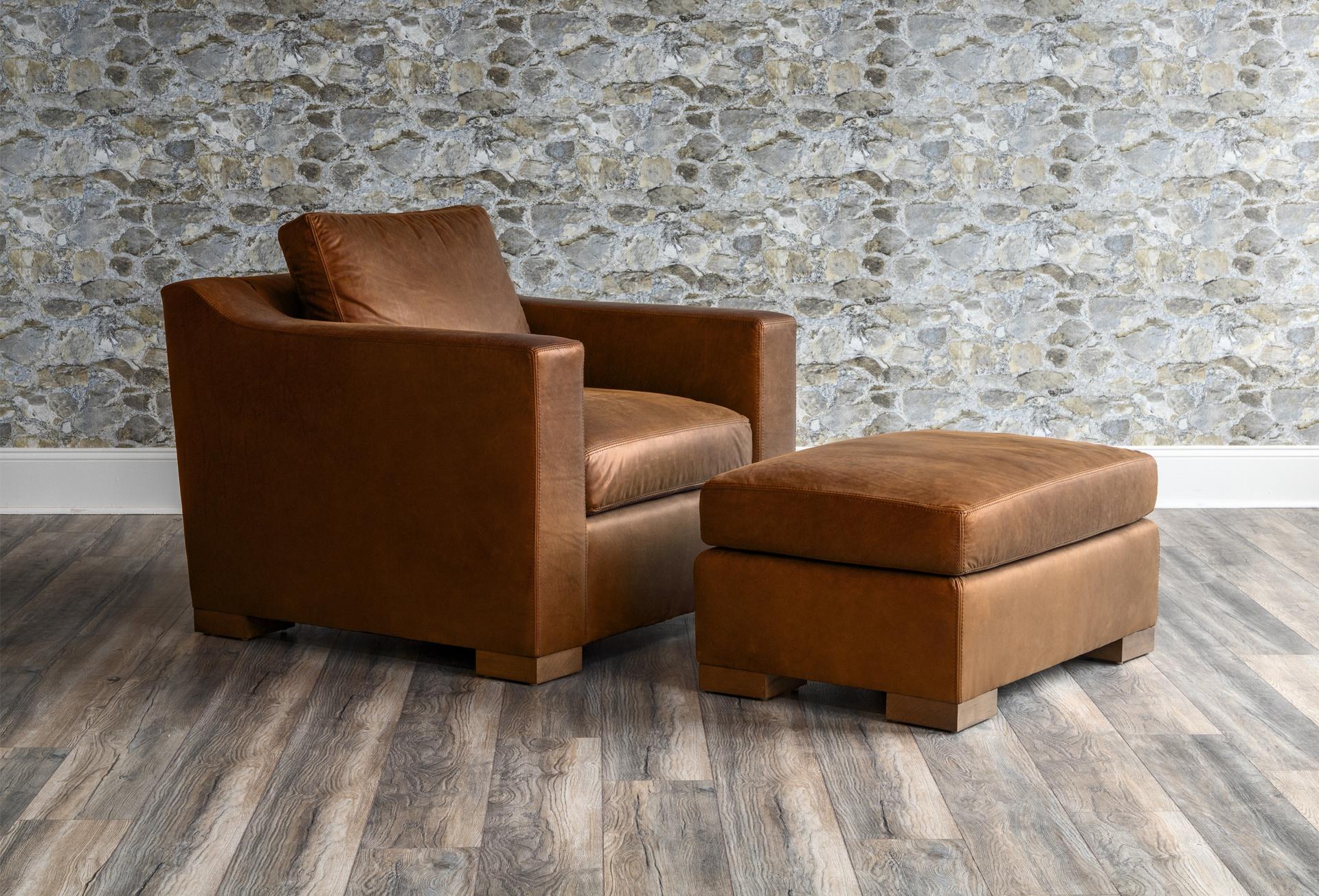 Ottoman & Chair