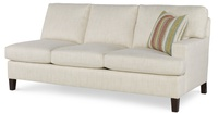 As You Like It Plus LAF/RAF Track Arm Three Seat Sofa