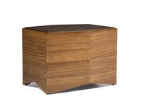 Tiburon End Table by EJ Victor Side