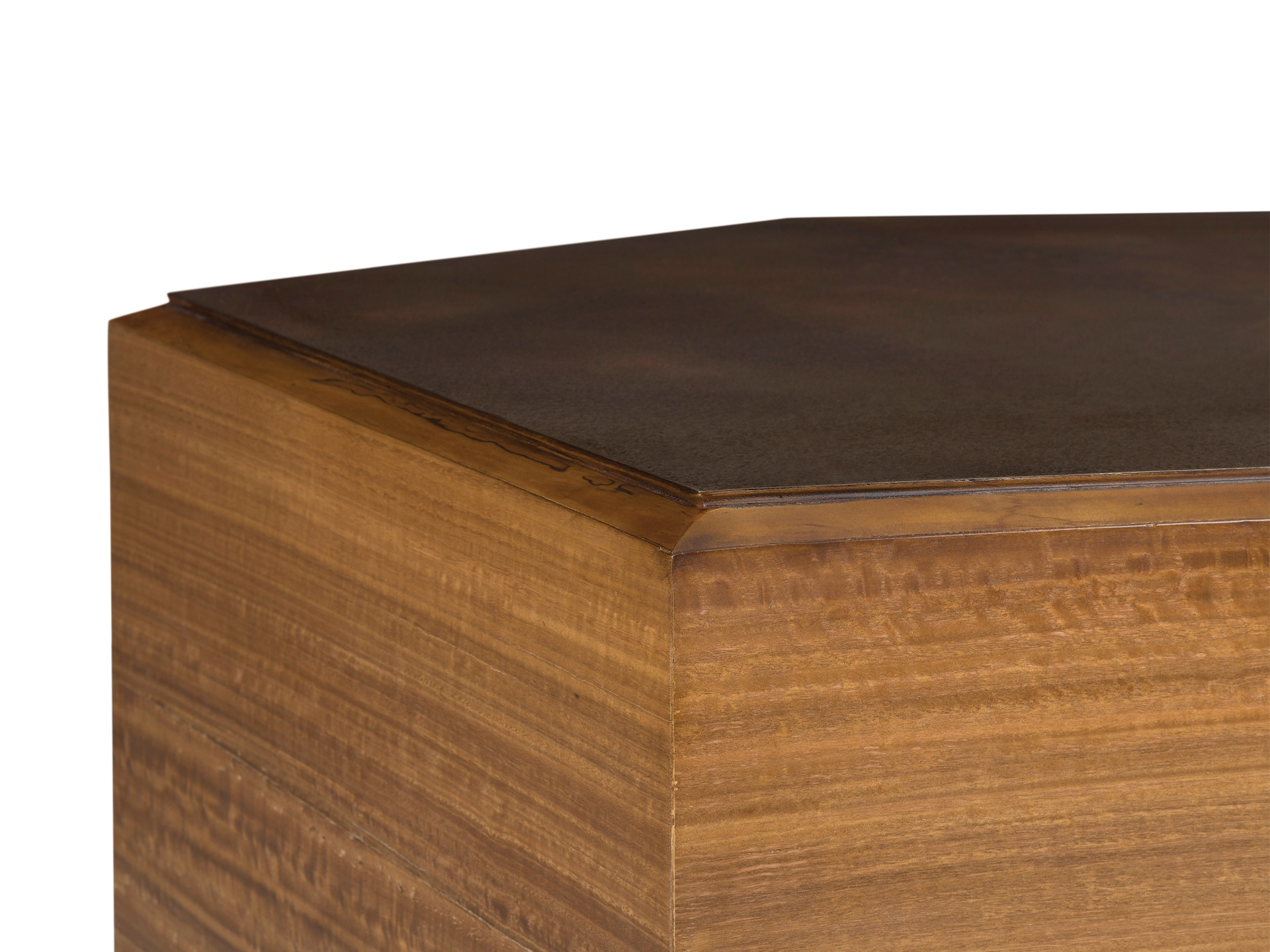 Tiburon End Table by EJ Victor Detail
