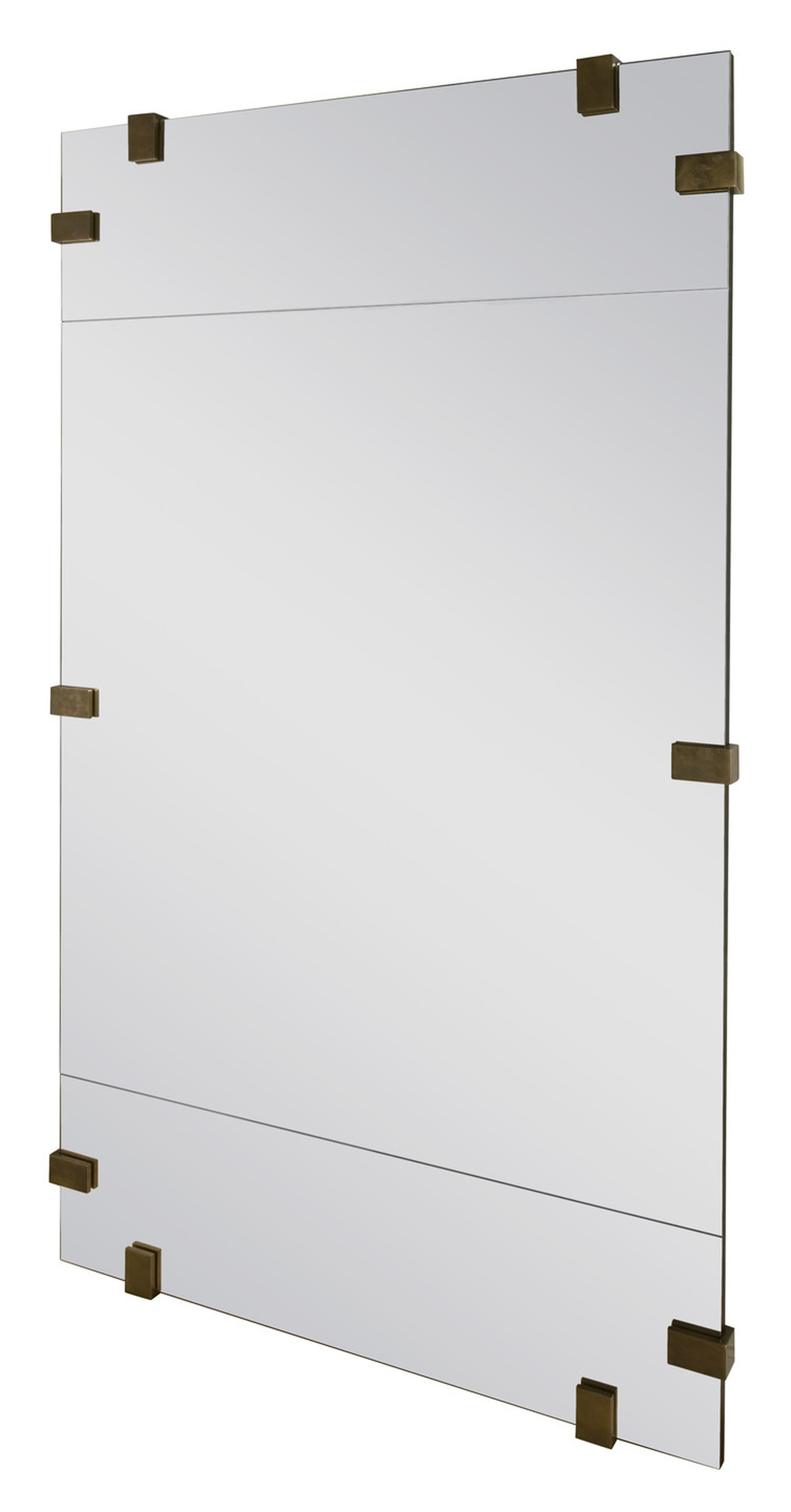 "Pickfair Floor Mirror (97"")"