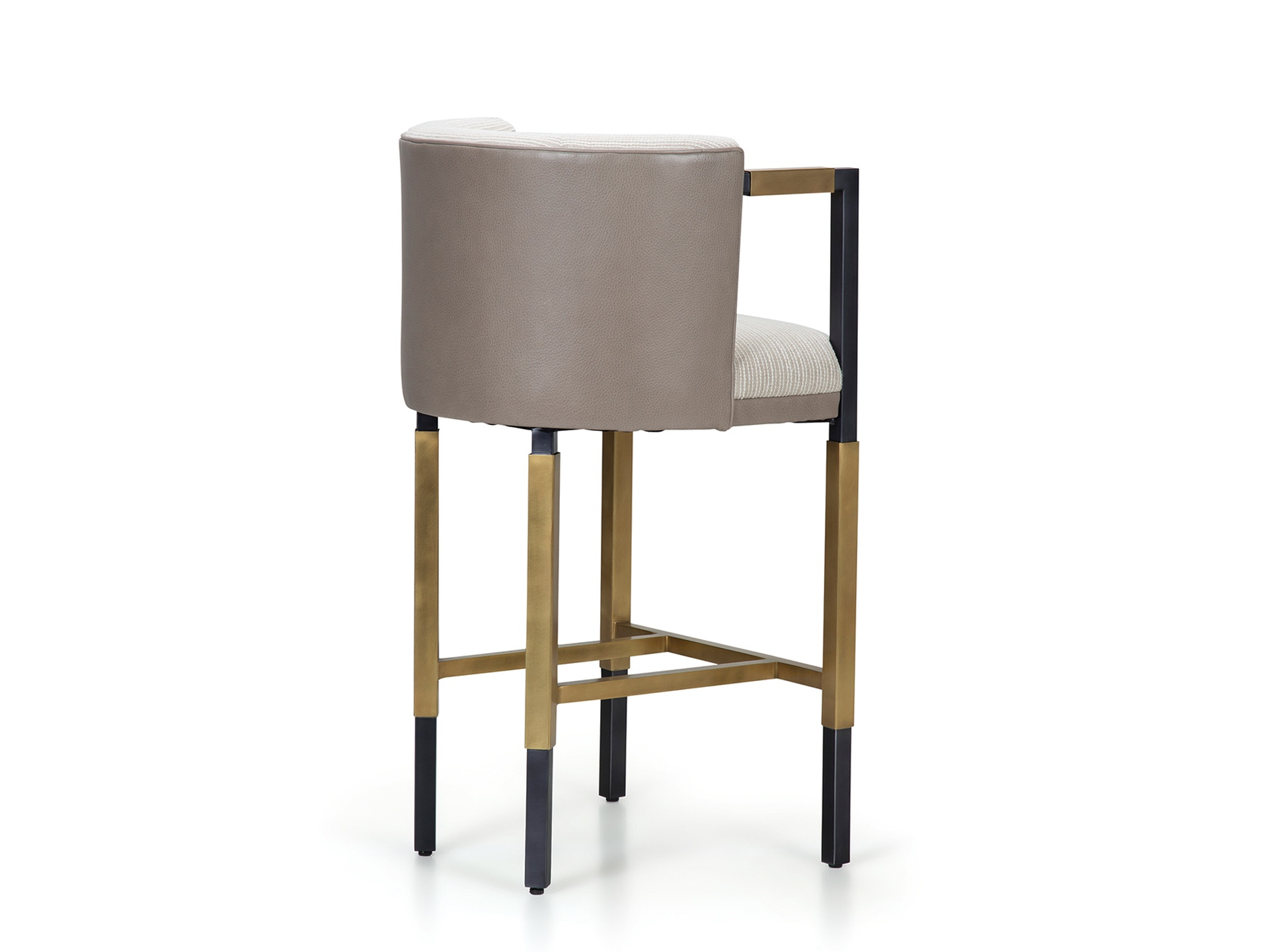 Peachy Larchmont Barstool Ej Victor Ncnpc Chair Design For Home Ncnpcorg