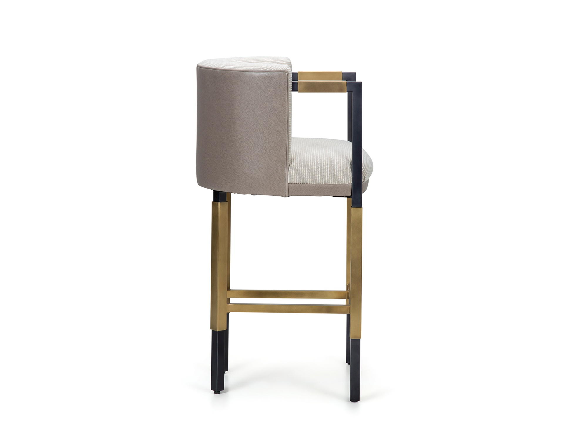 Magnificent Larchmont Barstool Ej Victor Ncnpc Chair Design For Home Ncnpcorg