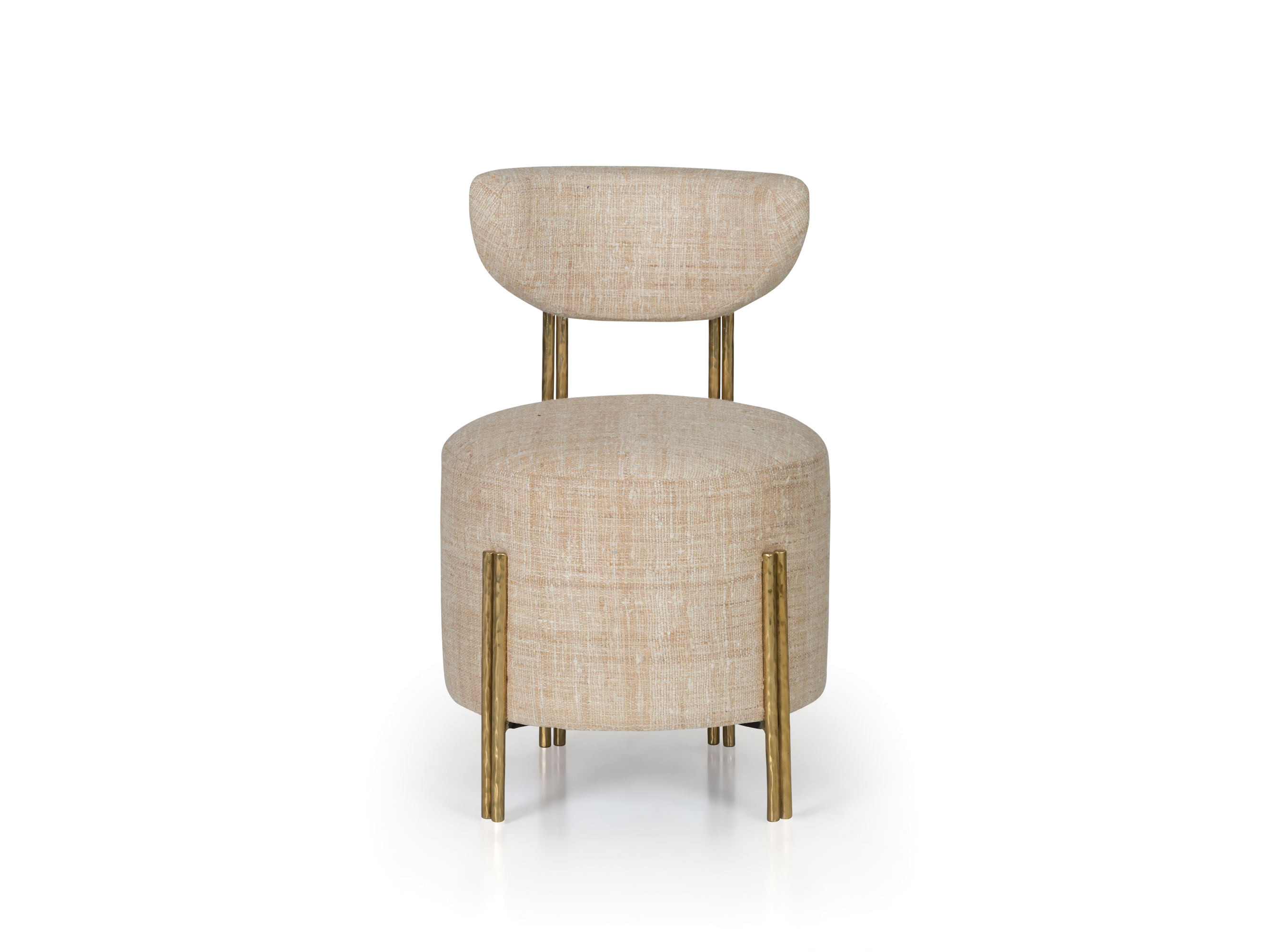 Astounding Melange Vanity Stool Ej Victor Andrewgaddart Wooden Chair Designs For Living Room Andrewgaddartcom