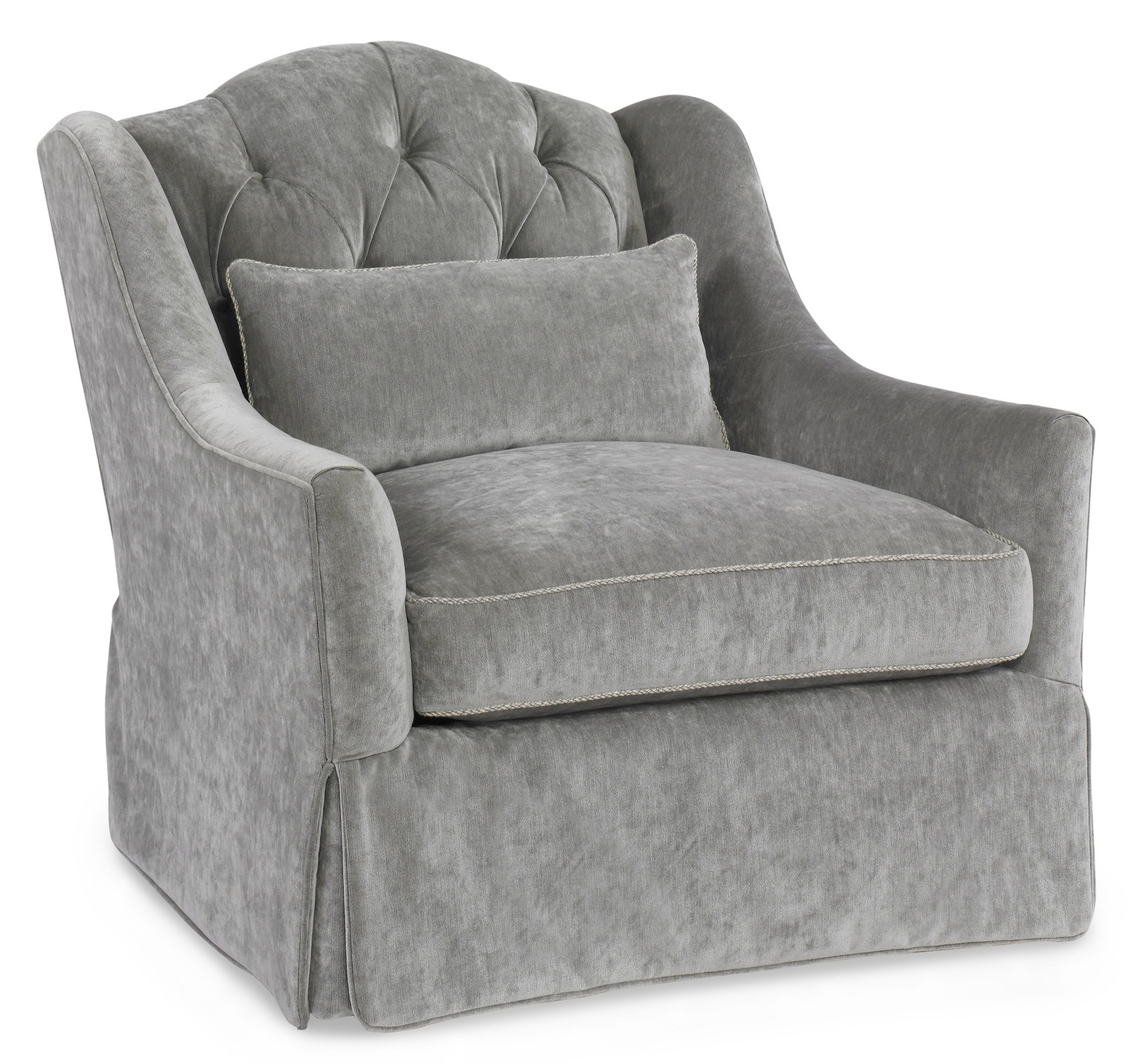 Bordeaux Tufted Chair Ej Victor