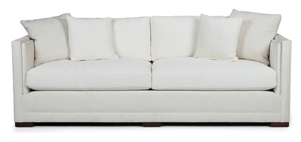 Lovely Lyles Sofa (Two Seat Cushion Version)
